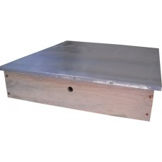 Капак за 10 рамков кошер 2,5 см